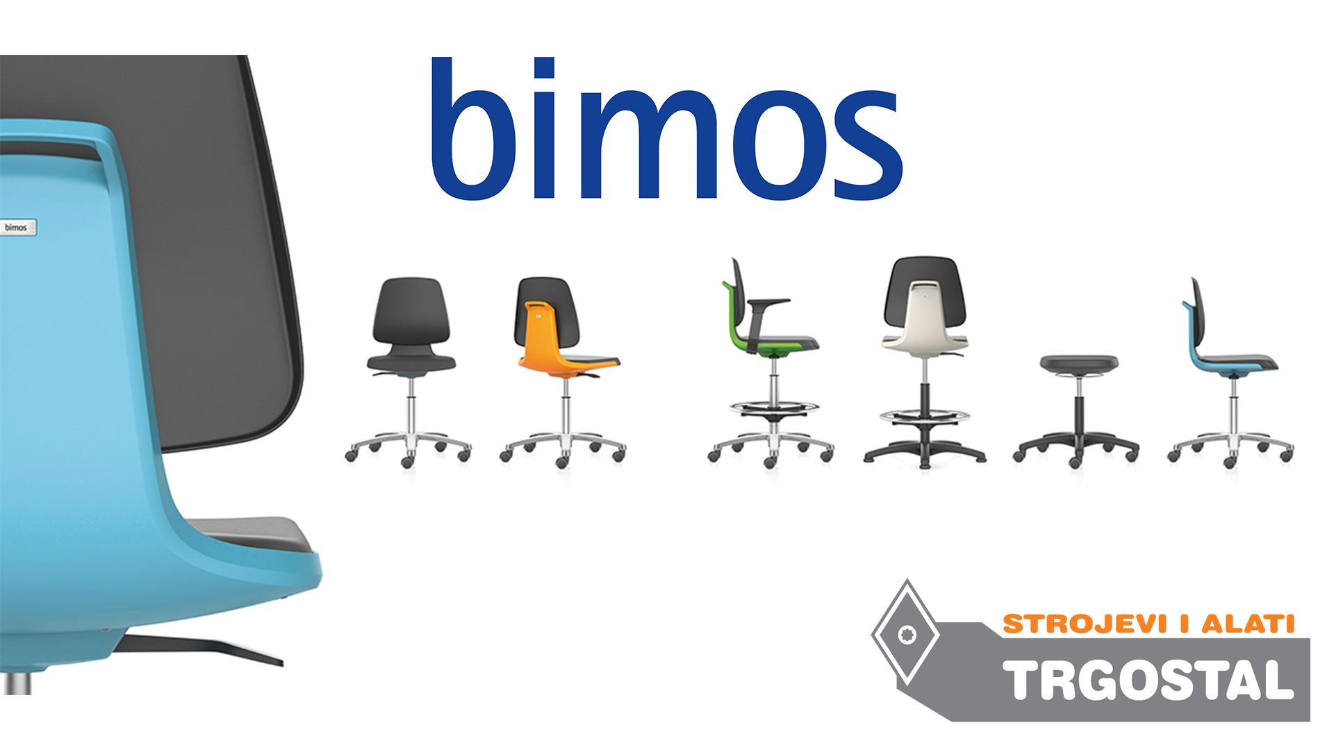 Interstuhl i Bimos - Vrhunske industrijske stolice