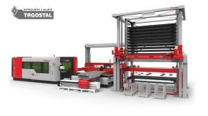 Automatizacija proizvodnih procesa kod strojeva za rezanje laserom i abkant preša