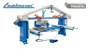 KUHLMEYER - Strojevi za tračno brušenje