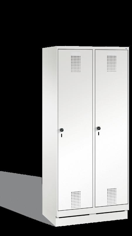 Ormar garderobni   610x  500x1800mm, 2 odjeljka š=300mm