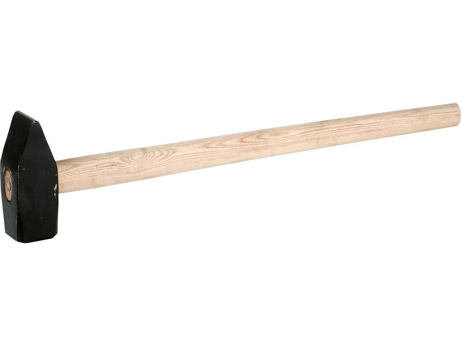 Čekić 4000g/700mm DIN1042 s drvenom drškom PRIMAT