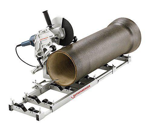 Uređaj za rezanje cijevi   300mm (za kutnu brusilicu) ROTHENBERGER-Trennboy