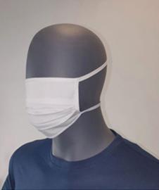 Maska za lice periva 100% pamuk 195 g/m2 ASPIDA