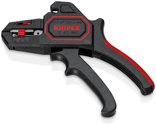 Kliješta za skidanje izolacije   0,2- 6,0mm2 automatska KNIPEX