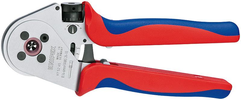 Kliješta za PIN-ove AWG 26-10/0,14-6mm2 KNIPEX