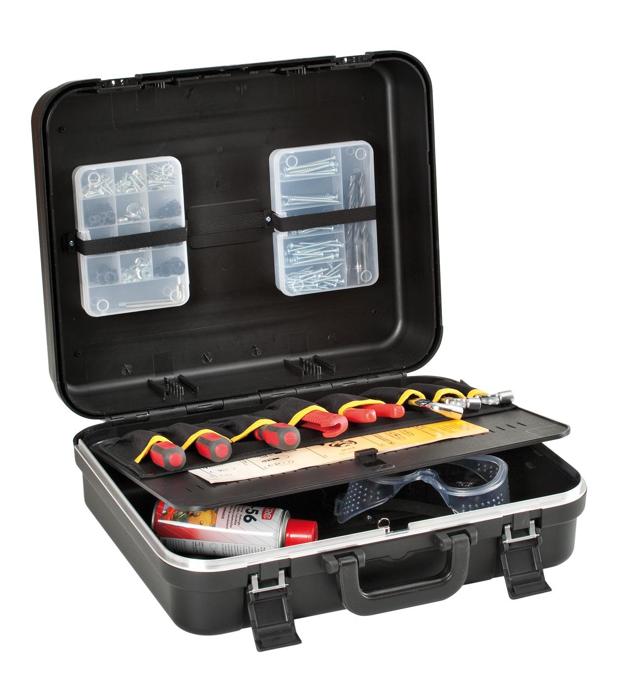 Kofer 430x340x156mm za alat EURO BOXER GTline