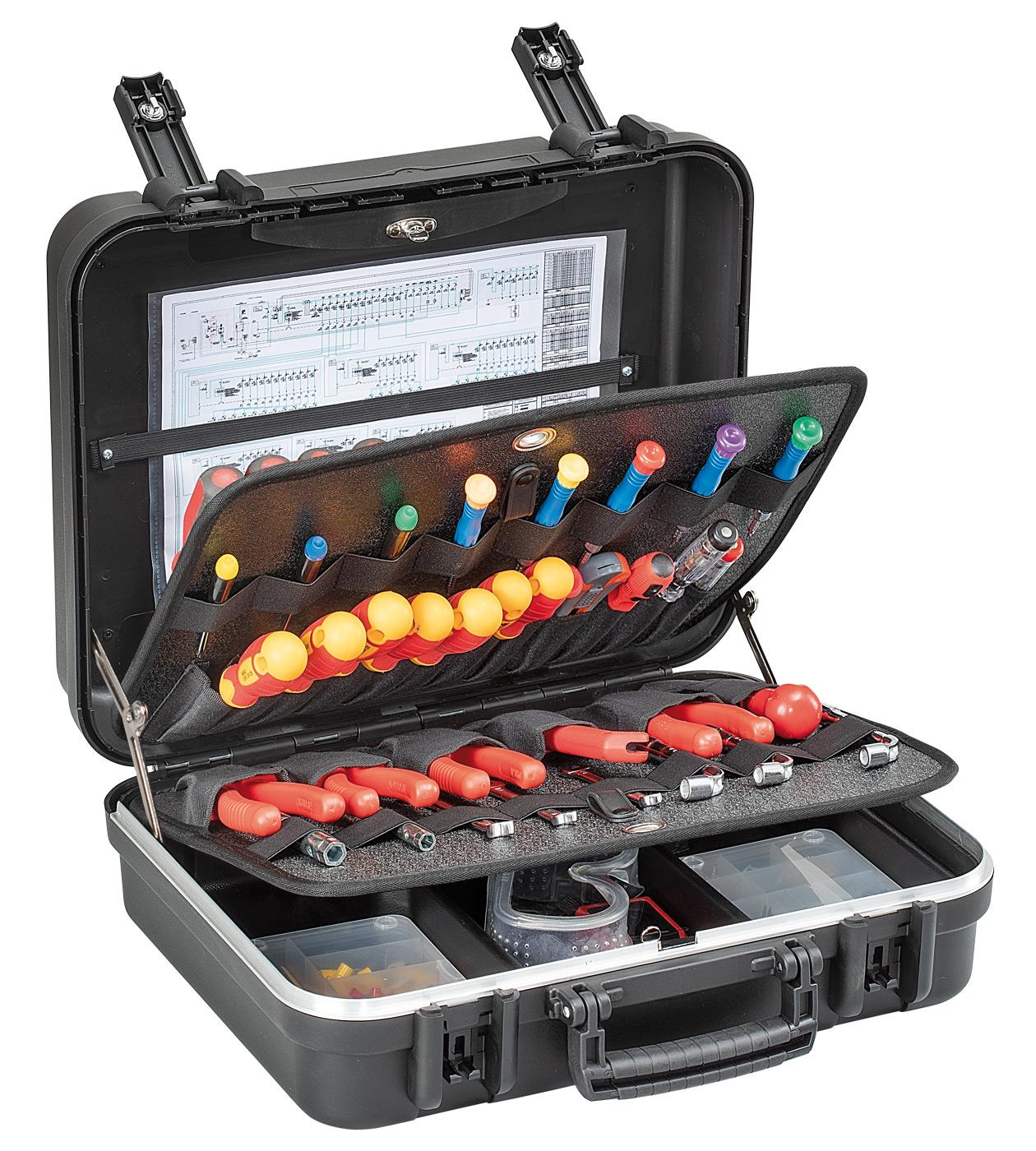 Kofer 430x340x156mm za alat BOXER PTS