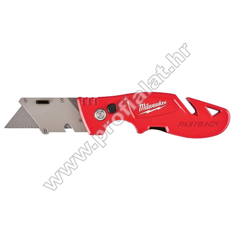 Fastback sklopivi nož sa spremnikom za oštrice MILWAUKEE