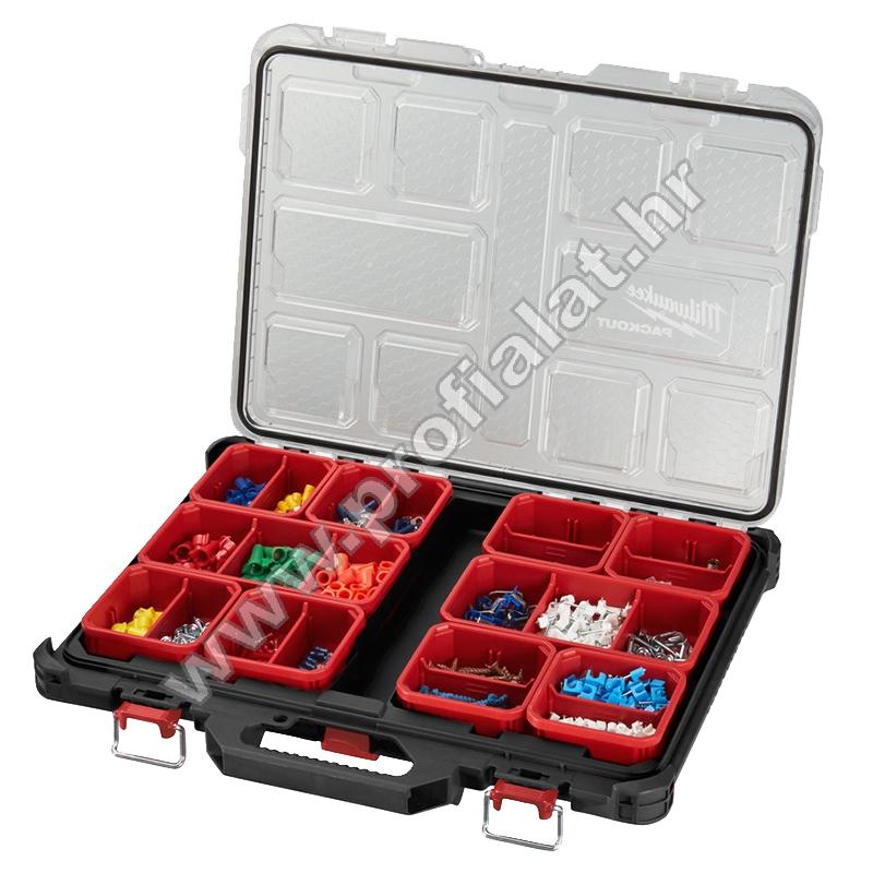 MILWAUKEE PACKOUT kutija za alat 500x380x65mm SLIM