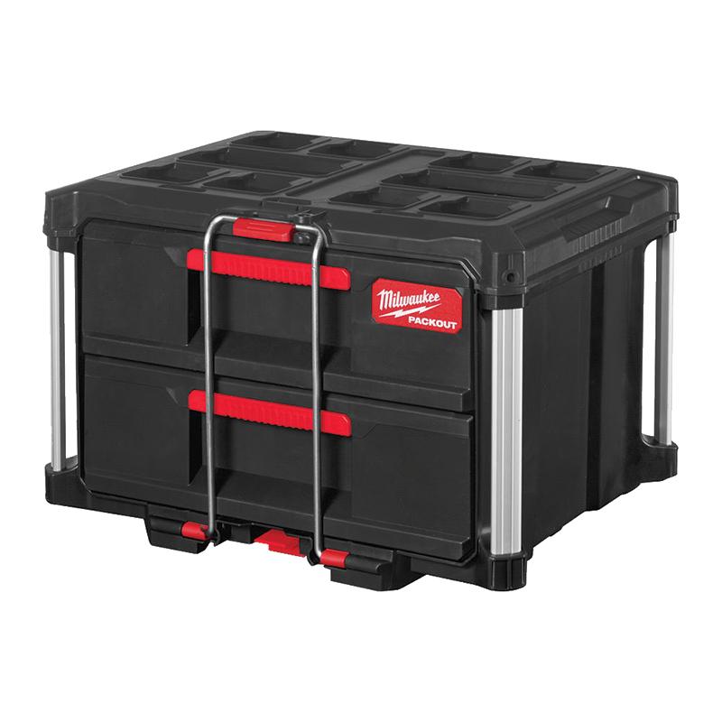 *NOVO! MILWAUKEE PACKOUT kutija za alat sa 2 ladice 560 x 410 x 360mm