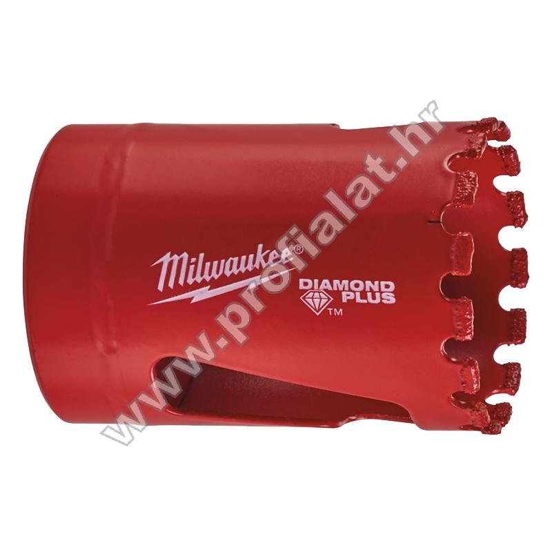 """Daimond drill bit kruna 35mm prihvat 5/8""""x18 MILWAUKEE"""