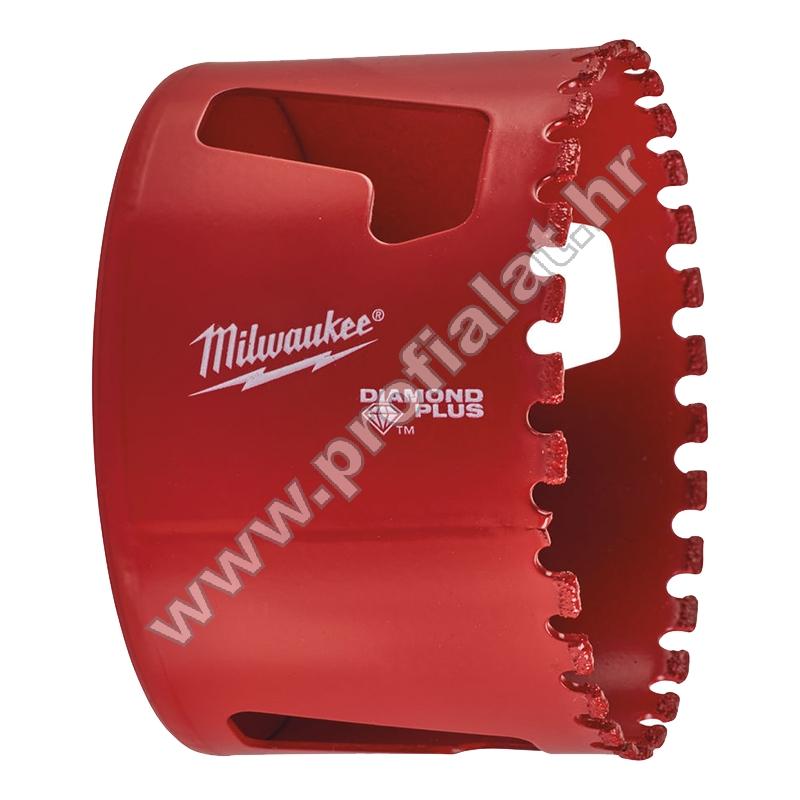 """Daimond drill bit kruna 68mm prihvat 5/8""""x18 MILWAUKEE"""